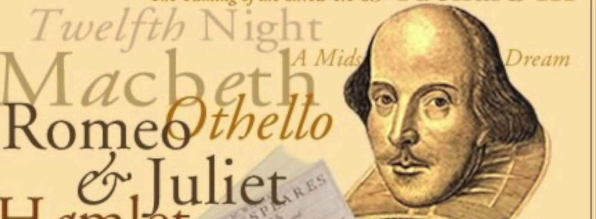 Here are 27 words invented by Shakespeare.