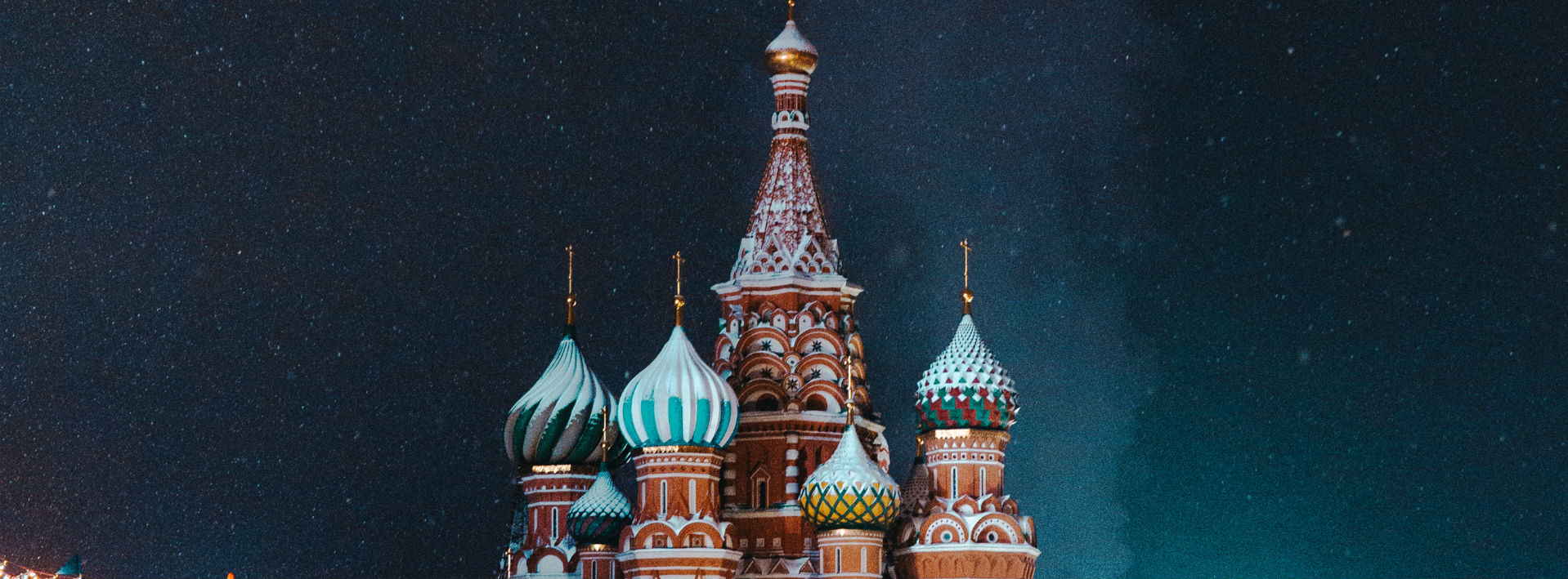 Russian Loan Words- Russia's Saint Basil's Cathedral
